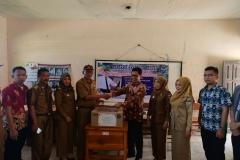 Bantuan Korban Longsor SDN Tanjung Sakti, Lampung
