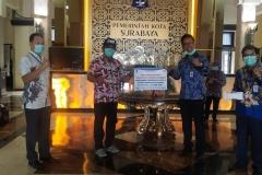 BERSAMA MELAWAN COVID-19 (Surabaya)