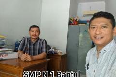 SMP N 1 Bantul