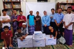 Panti Asuhan Asuwain Timor (Cilodong) & Ponpes  dan Rumah Yatim Al-Itqan (Depok)
