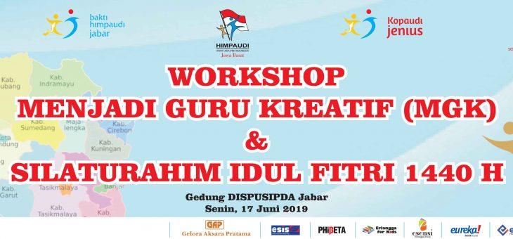 Workshop Guru Kreatif (MGK)