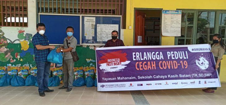 PT Erlangga Peduli Beban Guru di Tengah Pandemi Covid-19