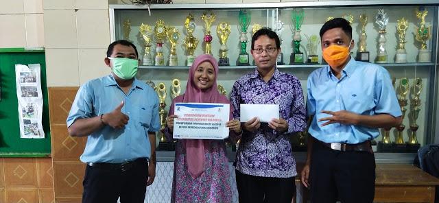 Langkah Kepedulian Penerbit Erlangga kepada TK SD Surabaya Semasa Wabah Covid-19