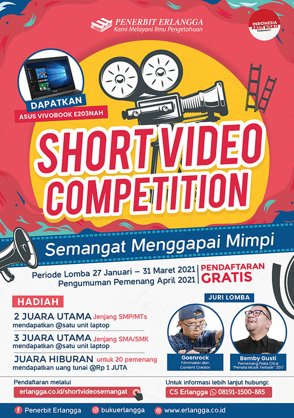 "Short Video Competition ""Semangat Menggapai Mimpi"""