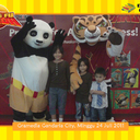 Roadshow dan Lomba Mewarnai Kung Fu Panda