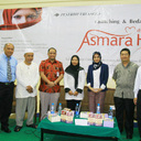 Launching Novel Asmara Di Atas Haram