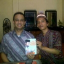 "Anies Baswedan (Rektor Univ Paramadina, Ketua Indonesia mengajar) telah membaca dan merekomendasikan buku ""Kun Yusuf Mansur"""