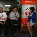 Launching Buku Petarung Politik