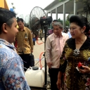 Erlangga for Kids bersama Bunda PAUD Nasional Ibu Ani Yudhoyono