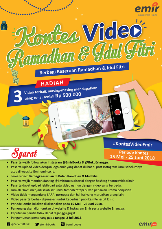 kontes video ramadhan