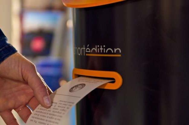 Unik ! Vending Machine Cerpen Pertama di Dunia