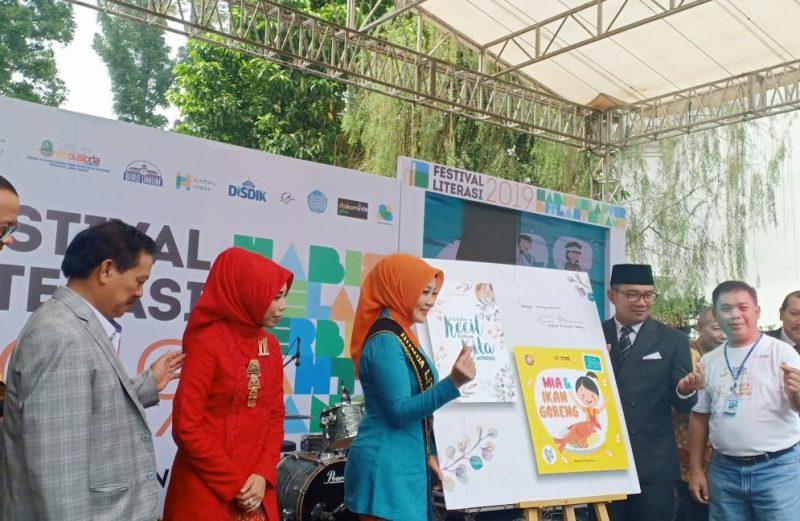 Festival Literasi 2019 Sukses Digelar di Bandung
