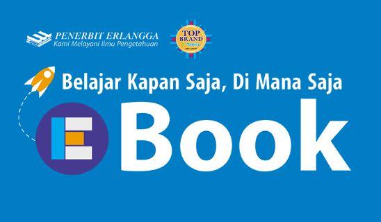 Erlangga Luncurkan E-book